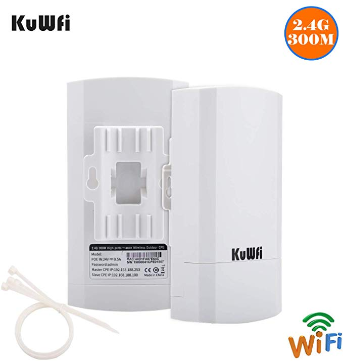 lowest price High Power  Wireless wi fi Router 500mW 300M 1200Mbps Outdoor AP Wide-Area Wi-Fi Amplifier With 360-Degree Omnidirection Antenna