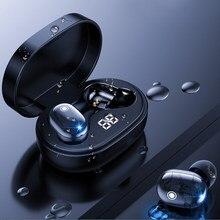 Bluetooth com cancelamento de ruído fones de ouvido para xiaomi redmi telefones pjd a6s mais tws sem fio bluetooth fones para telefones