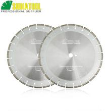 цена на 2pcs 14inch / 350MM  Laser welded  Diamond Blades for cured concrete cutting, Good quality, Free shipping