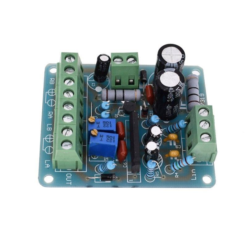 Abgn Hot DC12V Eindversterker Vu Meter Driver Board Db Audio Level Meter Voor TA7318P-in Operationele Versterkingschip van Consumentenelektronica op title=