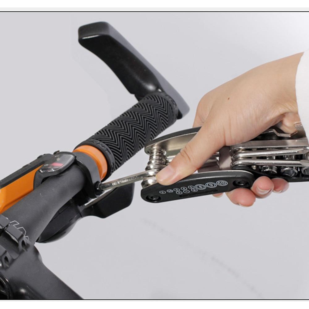 15 в 1 многофункциональный велосипед мотоцикл механик ремонт инструменты путешествия электромобиль автомобили шестигранник ключ мульти шестигранник гаечный ключ отвертка комплекты