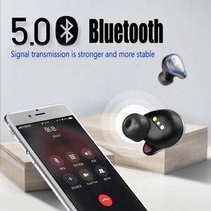 Image 3 - Mifo O5 Bluetooth 5.0 หูฟังชุดหูฟังไร้สาย IPX7 ปลั๊กอุดหูกันน้ำไมโครโฟนในตัวสเตอริโอเสียงหูฟังบลูทูธ