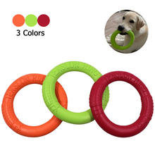 Puller Flying-Discs Dog-Toys Puppy Dog-Training-Ring Bite-Resistant Interactive EVA Kevnicely