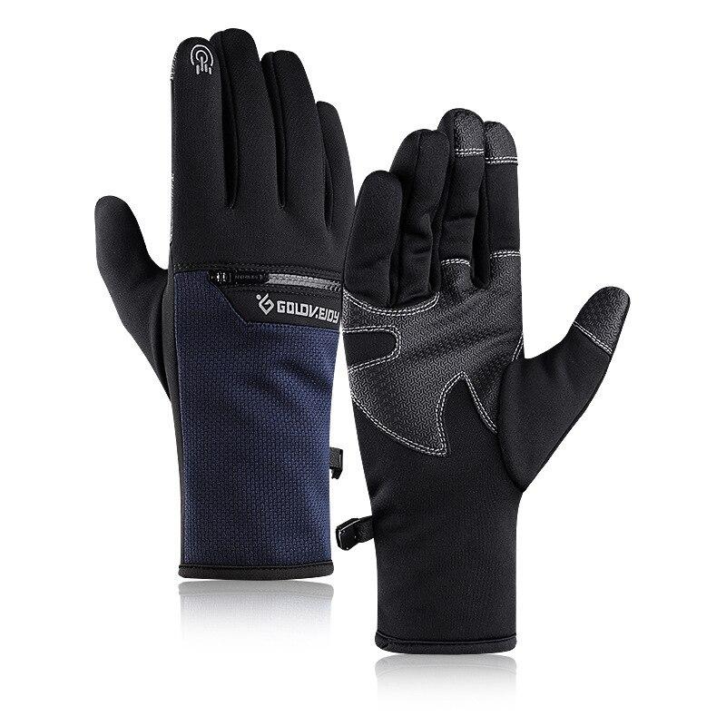 Купить осень зима 2020 лыжные перчатки для мужчин и женщин уличные