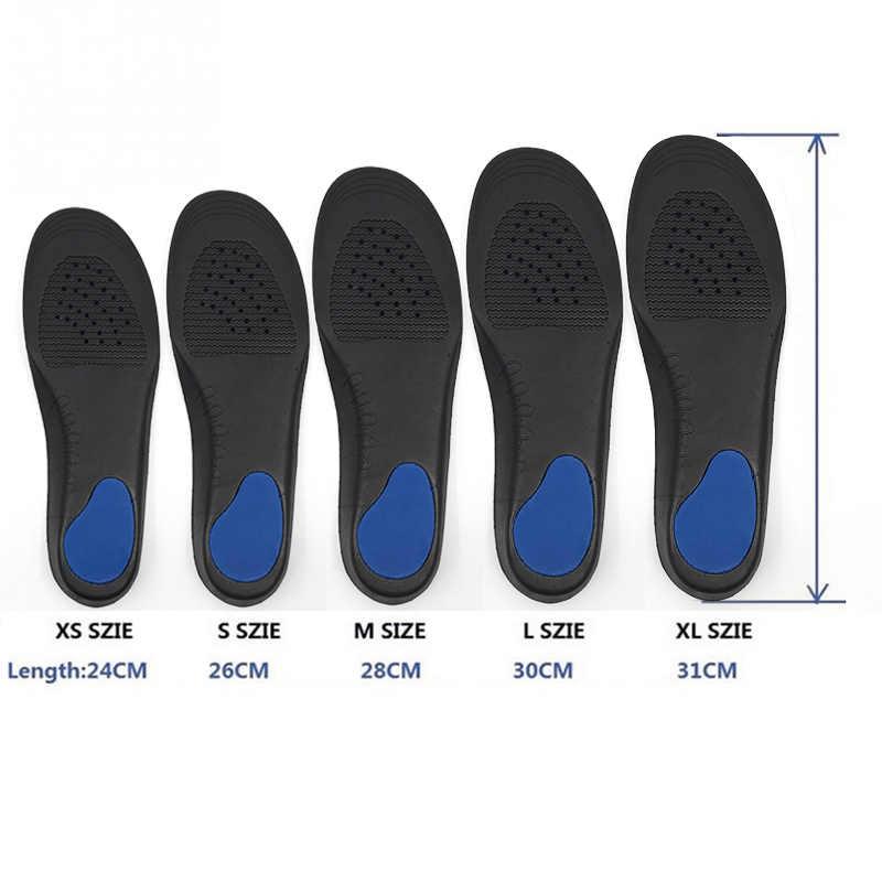 Plantillas ortopédicas EVA adultos pie plano arco apoyo ortopédico plantillas para hombres y mujeres cuidado de la salud cuidado de los pies herramienta