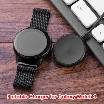 For Samsung Galaxy Fast Charger Galaxy Watch 3/4 Active 1 2 Magnetic Charging Cable 40/41/40mm Samsung Watch Power Supply Adapte 2