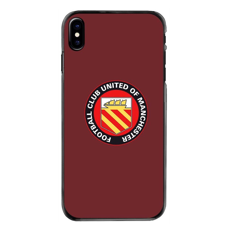 Huijiaoo Manchester United FC Logo Fu/ßballverein Cute Bodysuits