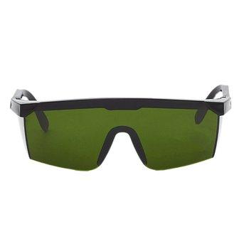 Laserowe okulary ochronne okulary ochronne PC okulary laserowe okulary ochronne gogle ochronne Unisex czarne oprawki okulary odporne na światło tanie i dobre opinie DUUTI CN (pochodzenie) Glow Sunglass Laser Protect Safety Glasses