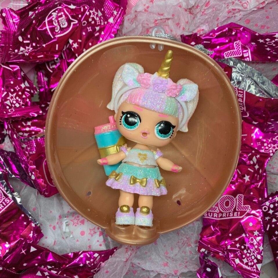 Л. О. Л. Сюрприз! Оригинальная сюрприз Единорог панк кукла Серия 2-4 Официальный пакет можно выбрать любимую детскую подарочную игрушку