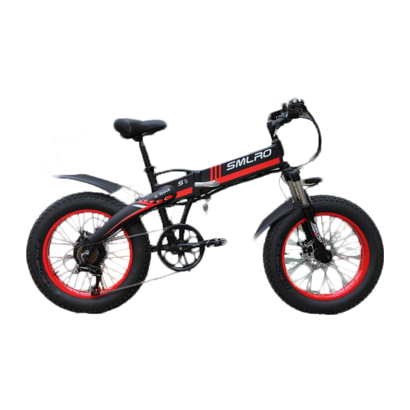 S9F Good quality E bike S9F folding electric bicycle with LCD digital display 1