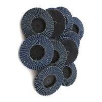 10 шт. шлифовальные диски полировальные диски шлифовальные части масляной краски ржавчины колодки для удаления