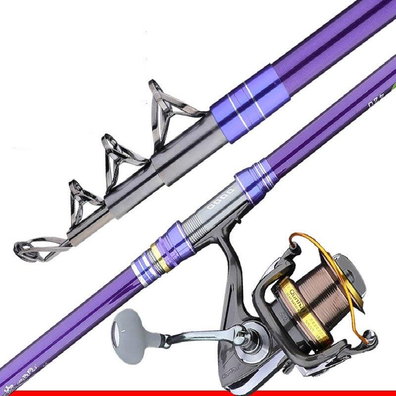 Купить рыболовное удилище с дистанционным метательным удилищем светильник