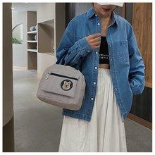 2020 новинка сумка женская мультяшная принтованная сумочка модная повседневная офисная сумка