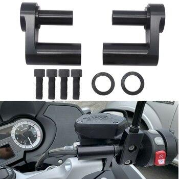 "Adjustable Handlebar Riser Kit 1.625"" For BMW R1200RT R1200 RT R1250RT R1250 RT 2014 2015 2016 2017 2018 2019"