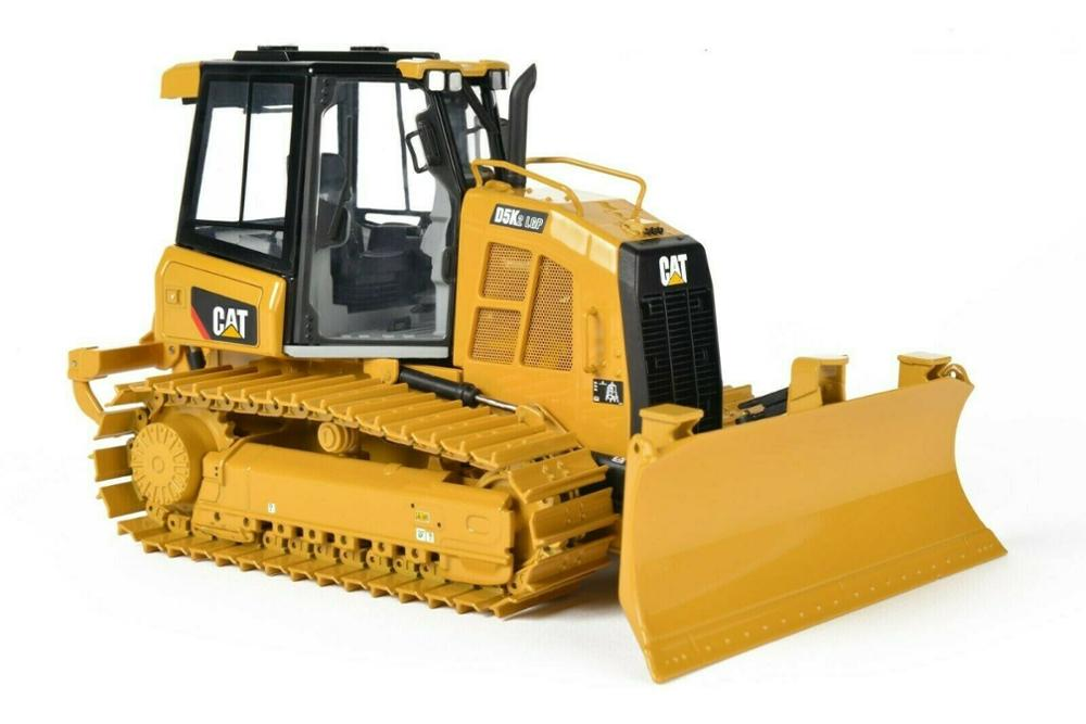 Caterpillar Cat D5K2 LGP Dozer w/ Ripper By CCM 1:24 Scale DieCast Model New in Box