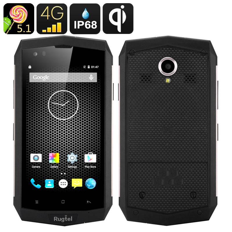 Rugtel X16 SmartPhone IP68 Waterproof 2GB 16GB 4.5
