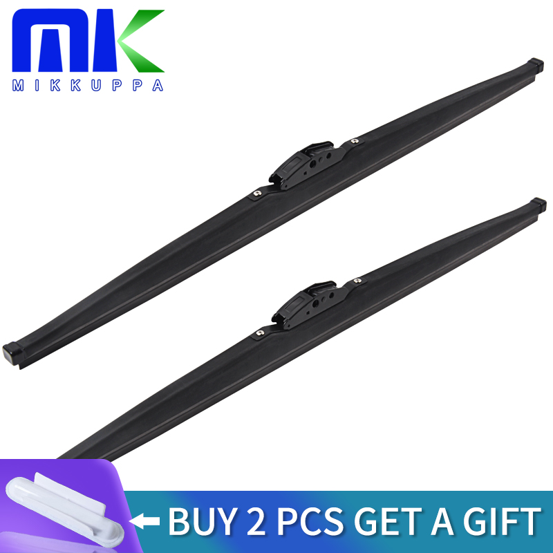 Image 5 - Winter Snow Wiper Blade U Hook Universal High Quality Natural Rubber Windshield Windscreen Auto Car Accessories 1 Pc-in Windscreen Wipers from Automobiles & Motorcycles