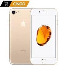 """Odblokowany oryginalny używany Apple iPhone 7 iphone7 2GB RAM 32/128 / 256GB ROM 4.7 """"99 nowy aparat 12.0MP czterordzeniowy 4K wideo LTE"""