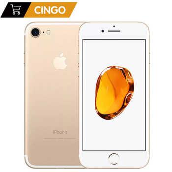 "unlocked original used Apple iPhone 7 iphone7 2GB RAM 32/128 / 256GB ROM 4.7\"" 99 new 12.0MP camera quad-core 4K video LTE - DISCOUNT ITEM  26 OFF Cellphones & Telecommunications"