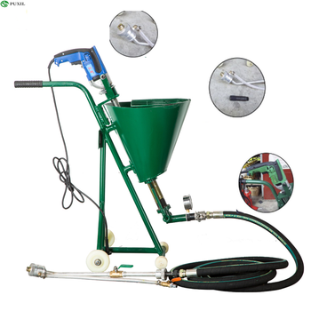 цена на Epoxy injection polyurethane injection machine micro cement pump concrete injection pump repair joint solution waterproof