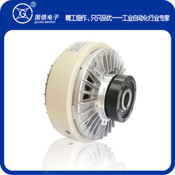 0.6kg Hollow Shaft Magnetic Powder Clutch Slitting Compound Machine Tension Control Moving Hole Brake GXFL-B-6