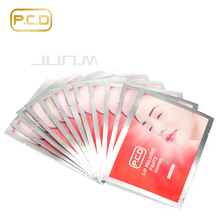 12 Pieces/Box Permanent Makeup Tattoo Lips Soothing Stickers Use For Lips Tattoo Before Relieve Pain Fix Color