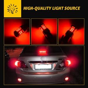 Image 5 - Katur 2pcs Canbus LED 1157 P21/5 W BAY15D Auto del Freno di Arresto Luci di Lampadine Errore di Trasporto No Hyper flash Ambra Giallo Bianco Rosso