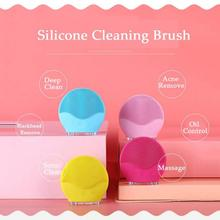 Foreoing Vibration Facial Cleansing Brush Ultrasonic Cleansi