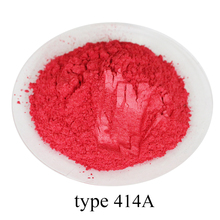 Red Pearl Powder Mineral Mica Powder Pigment Acrylic Paint for Crafts Arts Cars Paint Soap Eye Shadow Dye Colorant 50g Type 414A цена