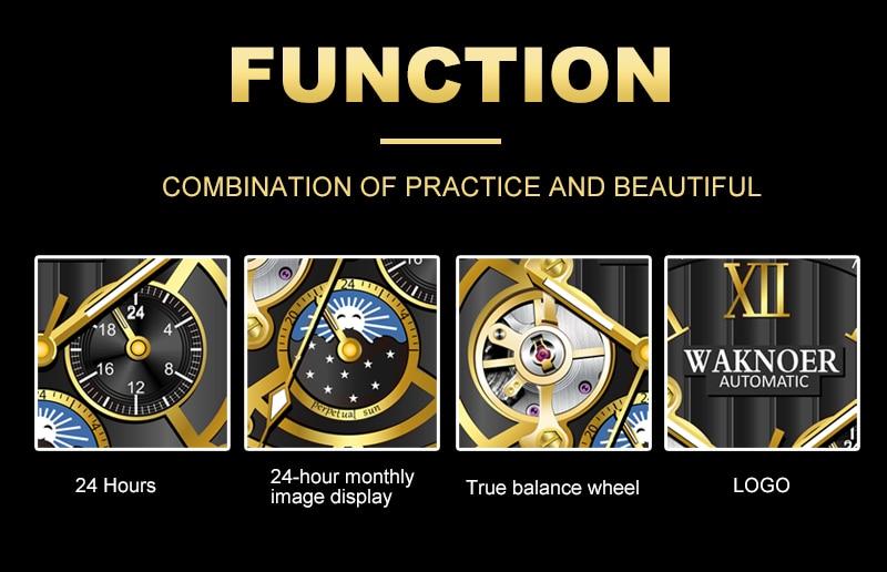Ha1836c233d5149fcae43f12d7652e8b1c WAKNOER Automatic Mechanical Watch Men Stainless Waterproof Moon Phase Luminous Luxury Gold  Business Tourbillon Montre Homme
