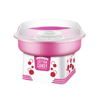Retro Series Hard Sugar Free Candy Cotton Candy Maker Kids Cotton Candy Machine(EU Plug)|Popcorn Makers| |  -
