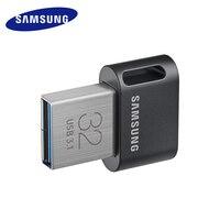 Usb 3.1 Samsung Usb Flash sürücü Pendrive 256gb 128gb Flash Usb 32gb 64gb Metal Mini flaş memoria sopa Fit Plus(usb3.1)