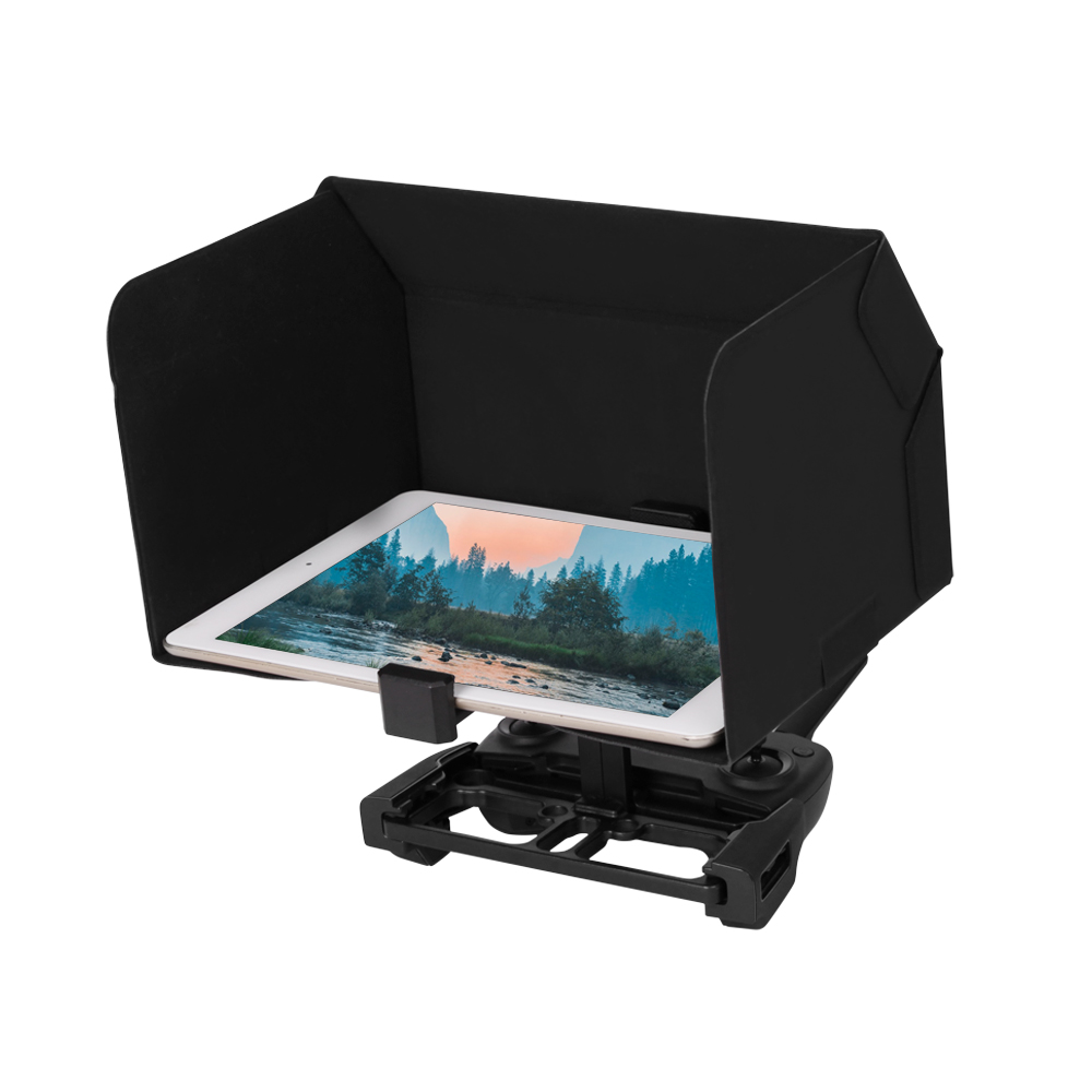 Tablet Sunhood With holder Mount Dron Remote Controller Sunshade for DJI Mavic Mini Air 2  Air 2 Pro Spark Drones Accessories