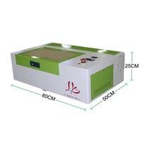 40W CO2 USB Laser Gravur Schneiden Maschine Graveur Holz Cutter 3020 50W