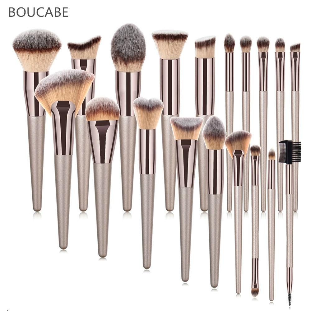 Make Up Brushes High Quality Makeup Brush For Powder Foundation Cosmetic Eyebrow Eyeshadow Brush Set Beauty Pincel Maquiagem