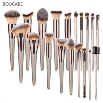 Make Up Brushes High Quality Makeup Brush For Powder Foundation Cosmetic Eyebrow Eyeshadow Brush Set Beauty Pincel Maquiagem недорого
