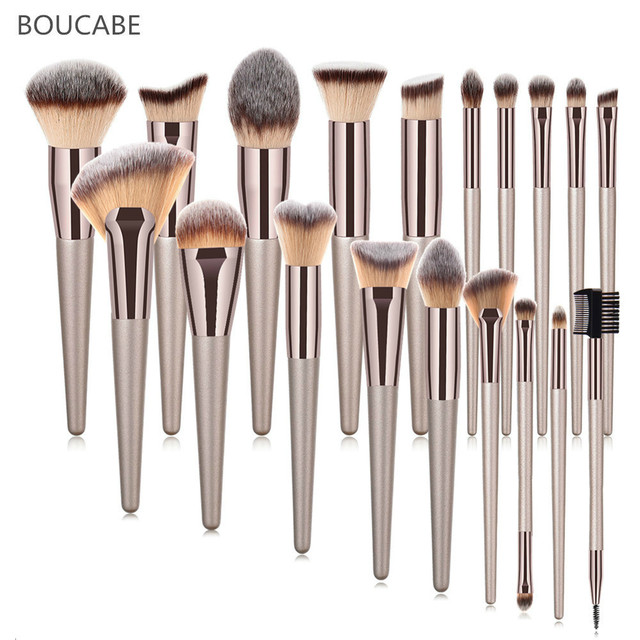 Make Up Brushes High Quality Makeup Brush For Powder Foundation Cosmetic Eyebrow Eyeshadow Brush Set Beauty Pincel Maquiagem