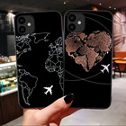 World Map Travel Jus...