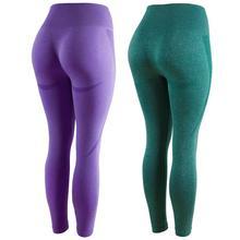 Bubble-Butt-Leggings Pants CHRLEISURE Fitness Legins Anti-Cellulit Workout High-Waist