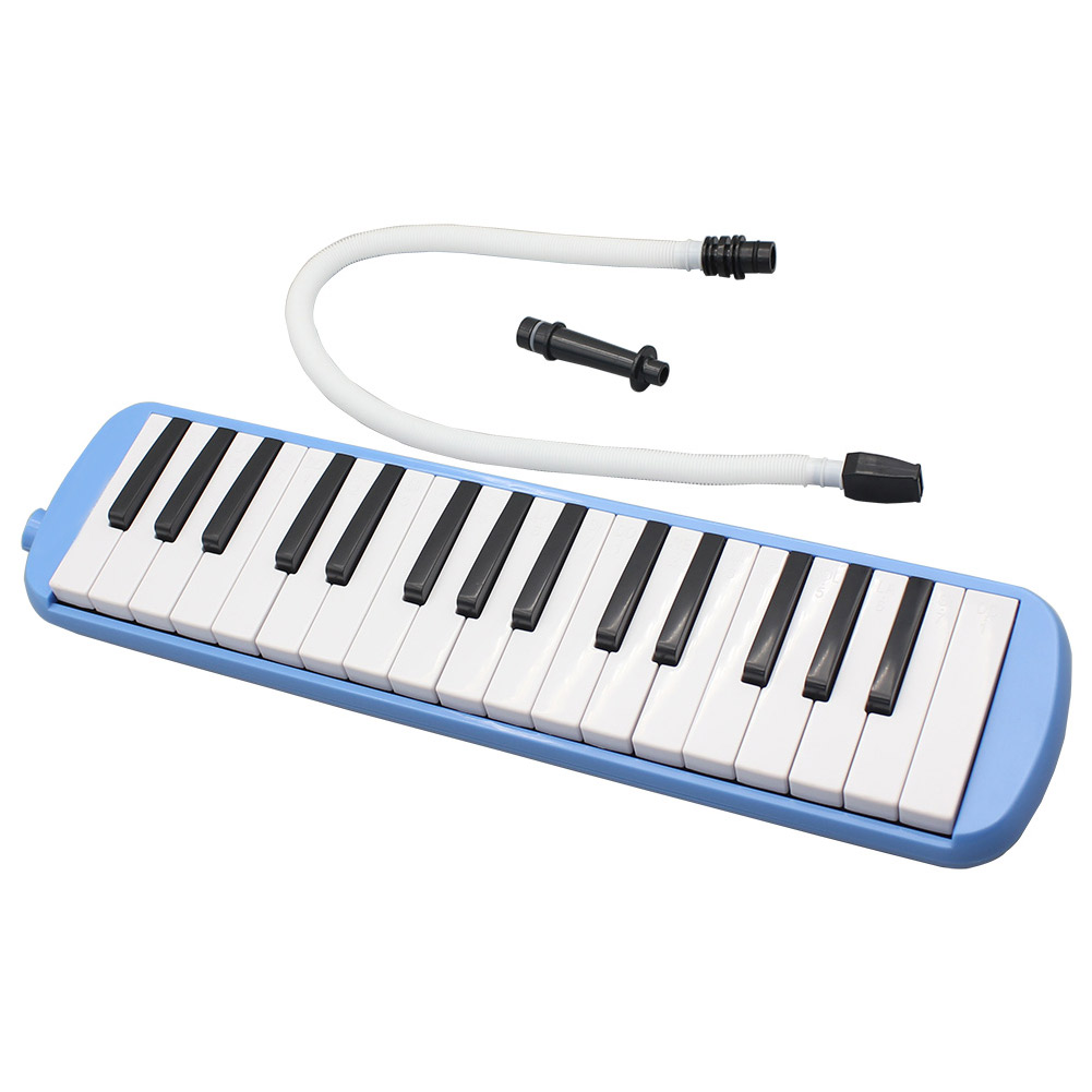 32 Piano Keys Melodica Musical Instrument For Music Lovers Beginners Gift With Carrying Bag ENA88