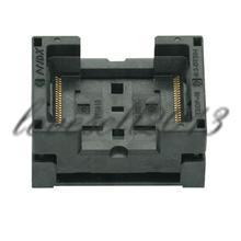 1 sztuk TSOP 48 TSOP48 gniazdo dla programatora nand flash IC TSOP 48 Chip gniazdo testowe IC wtyczki elektryczne