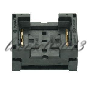 Image 1 - 1PCS TSOP 48 TSOP48 Socket Voor Programmeur NAND FLASH IC TSOP 48 Chip Test Socket IC Stekkers
