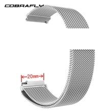 Cobrafly original W8  P8 smart watch strap 20mm Watch Accessories