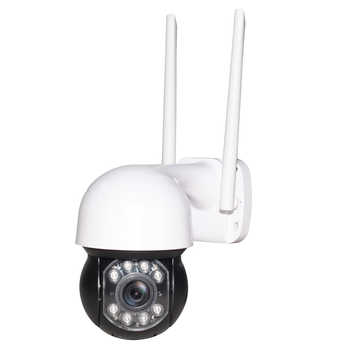 Cloud 1080P Wifi PTZ Camera Outdoor 2MP Auto Tracking CCTV Home Security IP Camera Speed Dome Camera Two way tal