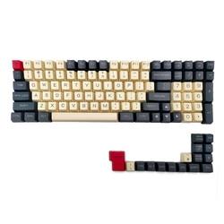 Idobao лазерный гравированный профиль толстый PBT Keycap для MX механическая клавиатура 96 клавиш 104 клавиши