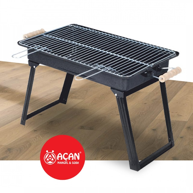 Portable Large Size Folding Barbecue Picnic Barbecue Grill