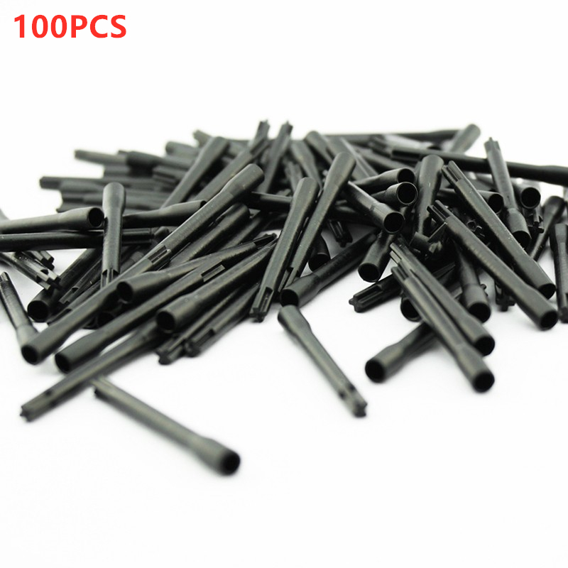 100PCS Disposable Plastic Tattoo Mixing Stick Supply Tattoo Pigment Ink Mixer Sticks Stirring Rods Tattoo Accessory