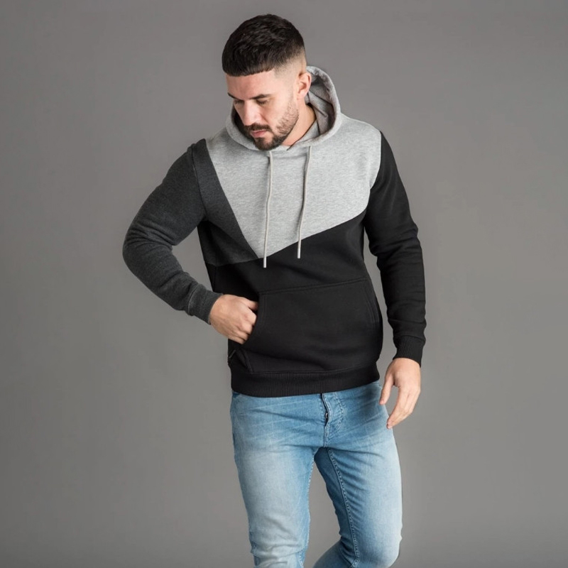 Stylish Hoodie for Men Mens Clothing Jackets & Hoodies