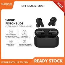 1MORE PistonBuds ECS3001T cascos auriculares inalámbrico bluetooth 4 con microfono ENC TWS 7mm dinámico 550mAh auriculares de Control táctil Google ayudar y IOS Siri
