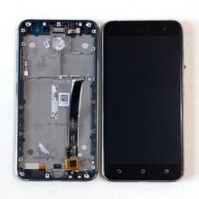 """5.2 """"oryginalny M & Sen Asus Zenfone 3 ZE520KL ZA520KL ekran LCD + Panel dotykowy Digitizer rama Z017DB Z017D Z017DA"""